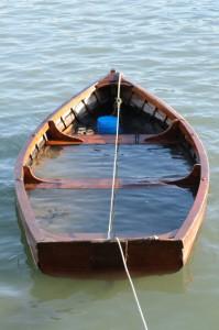 Sinking-boat